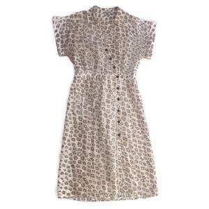 Joie Coady Linen Dress